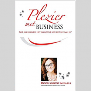 Plezier in Business Nederlandstalig-Simone Milasas